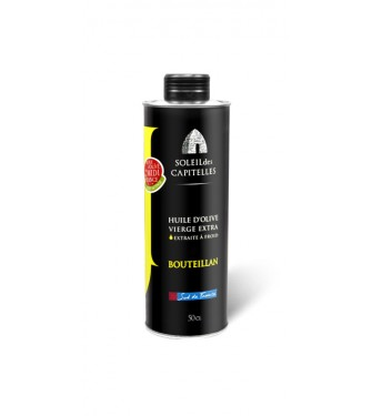 "Olive Oil ""BOUTEILLAN"" can 1 liter"