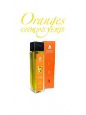 "Culinary ""Oranges Lemons Green"" SOLEILdesCAPITELLES, individual glass vial 5 cl. cl"
